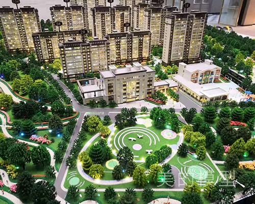 房地产建筑沙盘模型