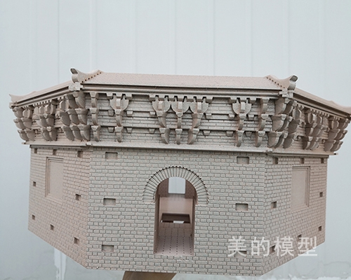 古塔结构解剖设计制作