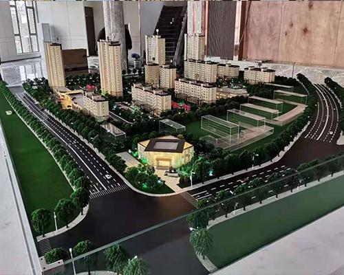 山东房产模型沙盘